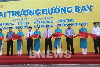 Vietnam Airlines opens seven new domestic routes