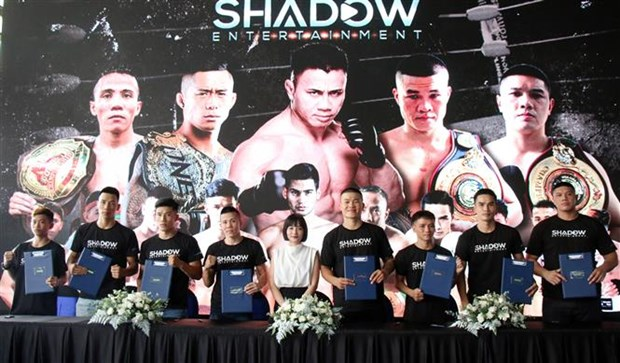 Management firm, martial artists join hands to form professional model in Vietnam hinh anh 1