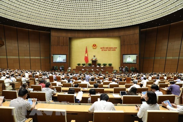Important issues to be decided during final week of NA's ninth session hinh anh 1