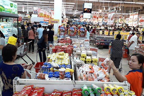 Traders have difficulty to maintain retail spaces hinh anh 1
