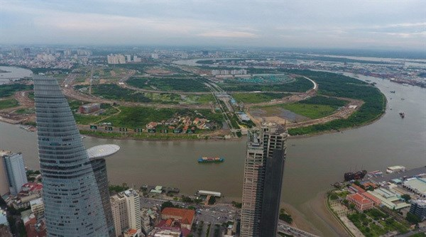 HCM City approves compensation plan for Thu Thiem residents