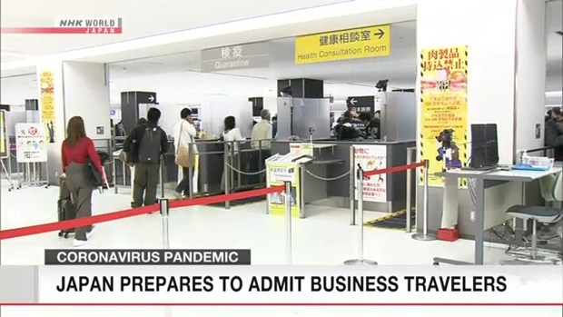 Japan considers easing entry restrictions for Vietnam