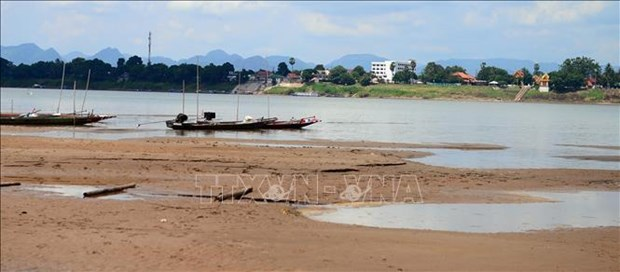 Flood and drought remain key challenges for Mekong region: Report hinh anh 1
