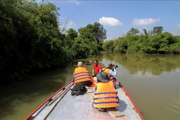 Tay Ninh establishes new Lo Go-Xa Mat National Park hinh anh 1
