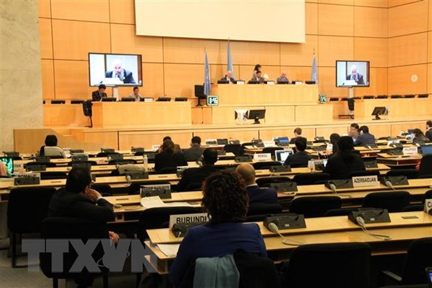 Vietnam attends UN Human Rights Council's 43rd session hinh anh 1