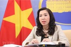 Vietnam to resume travel when disease prevention measures satisfied: FM Spokesperson