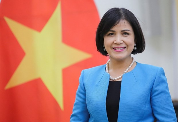 Vietnam attends GICHD's executive council meeting hinh anh 1