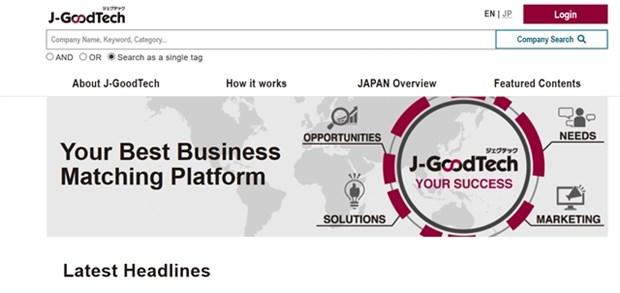 Vietnamese, Japanese businesses enhance cooperation through online platform hinh anh 1