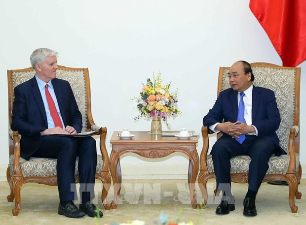 Vietnam hopes for more ADB support: PM Phuc hinh anh 1