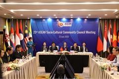 ASEAN Social-Cultural Community Council convenes 23rd meeting