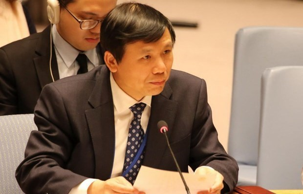 Vietnam calls on parties to fully implement peace agreement in Central Africa hinh anh 1