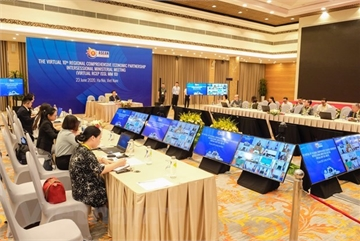 RCEP members determined to sign deal in November