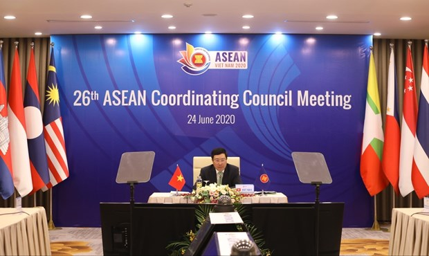 ASEAN 2020: Six reports from ASEAN Secretary General adopted hinh anh 1