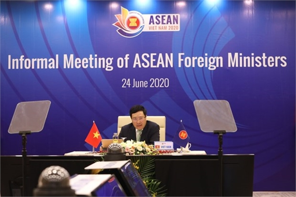 ASEAN 2020: Member nations discuss important cooperation issues