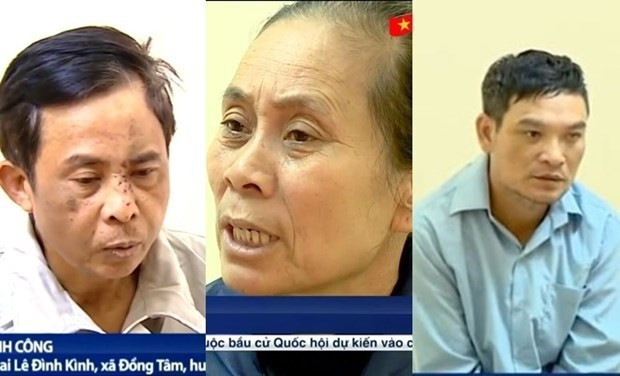 Hanoi: 29 involved in Dong Tam disturbance prosecuted