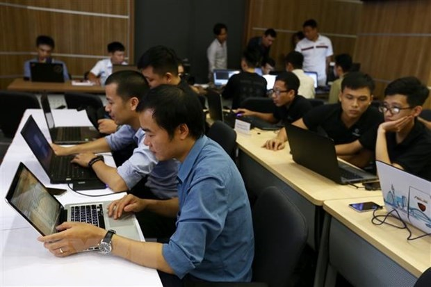 ASEAN - Japan cyber security drill held hinh anh 1