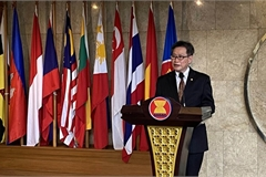 ASEAN Secretary General lauds Vietnam's leadership