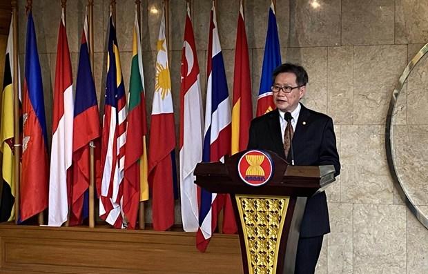 ASEAN Secretary General lauds Vietnam's leadership hinh anh 1
