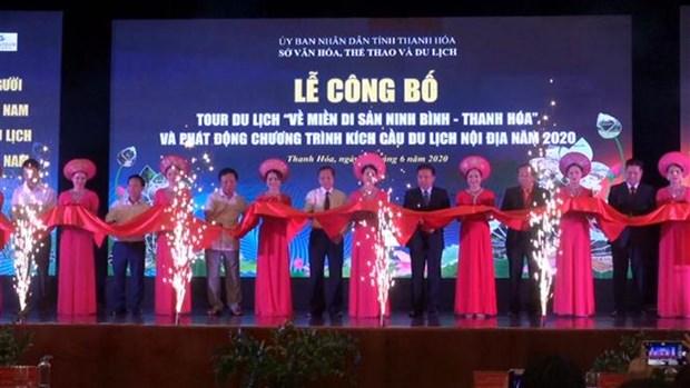 Ninh Binh, Thanh Hoa unveil new heritage tour hinh anh 1