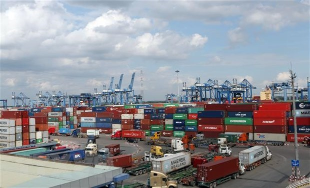 Logistics service industry ready for opportunities from EVFTA hinh anh 1