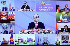 36th ASEAN Summit opens in Hanoi