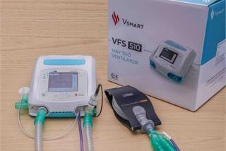 Vinsmart ventilator approved by Health Ministry