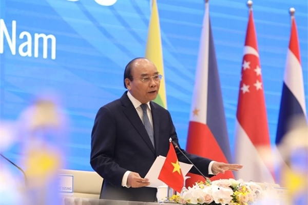 COVID-19 high on agenda at 36th ASEAN Summit: foreign media