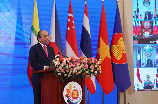 ASEAN Leaders' Vision Statement on A Cohensive And Responsive ASEAN hinh anh 1