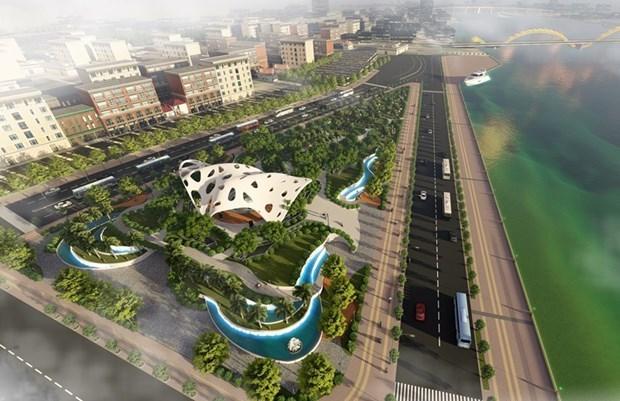 Da Nang approves APEC sculpture park expansion plan hinh anh 1