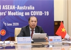 ASEAN, Australian ministers hold special online meeting on COVID-19