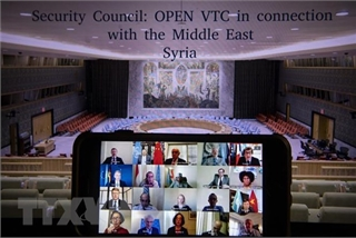 Vietnam calls on int'l community to maintain humanitarian aid for Syria