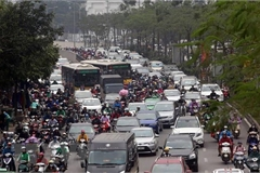 Traffic accidents in Vietnam down 19 pct. y-o-y in first half