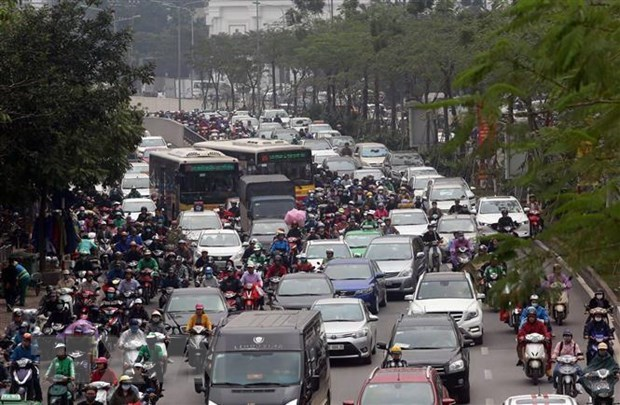 Traffic accidents down 19 pct. y-o-y in first half hinh anh 1