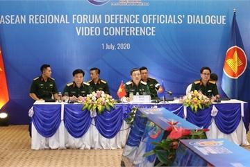 Vietnam prioritises defence-security cooperation in ASEAN Regional Forum