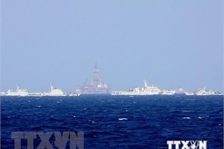 US Defence Department voices concern about China's military drills in East Sea