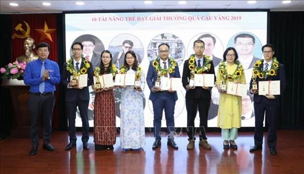 Ten get Golden Globe Awards for tech excellence hinh anh 1