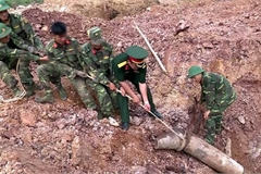 Vietnam-US joint efforts help with UXO clearance in Quang Tri