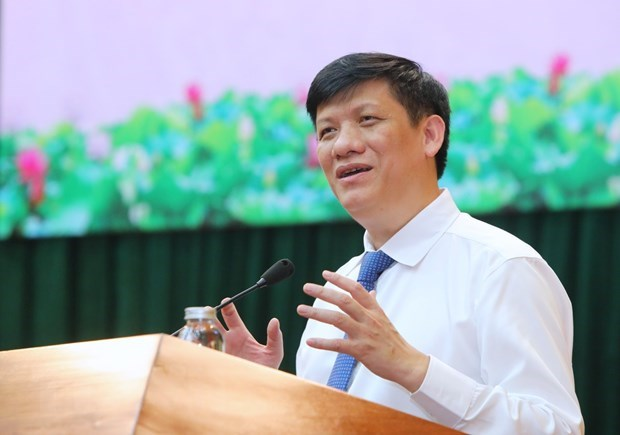 Prime Minister names acting Minister of Health hinh anh 1
