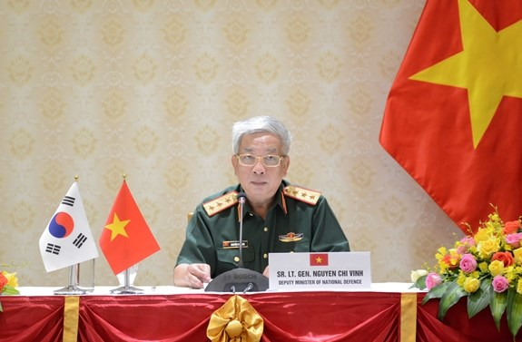 Vietnam expands defence cooperation with RoK, India hinh anh 1
