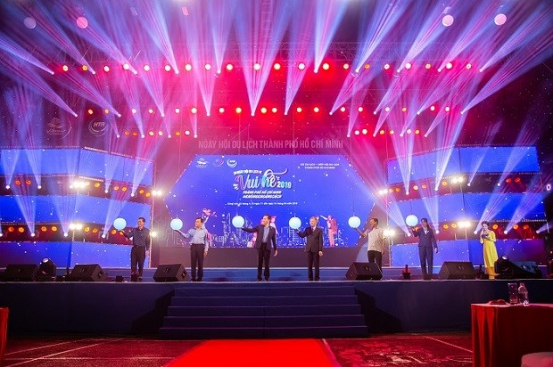 16th HCM City Tourism Festival slated for mid-July hinh anh 1