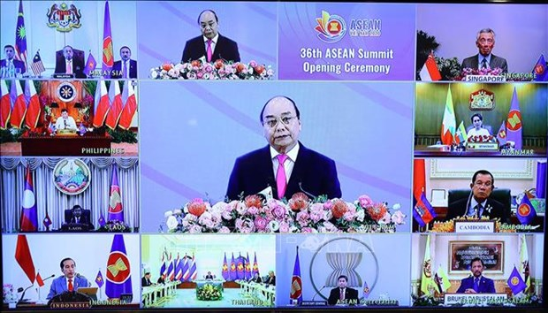 COVID-19 - A test of ASEAN's calibre hinh anh 1