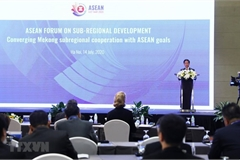 ASEAN forum on sub-regional development opens