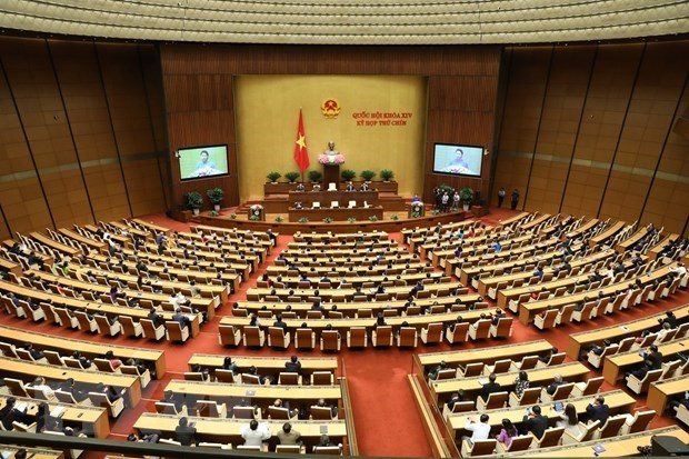 NA's 10th session proposed to take place over 18 days in Oct, Nov hinh anh 1