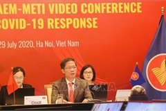 ASEAN, Japan adopt COVID-19 economic resilience action plan