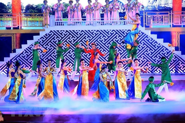 2020 Hue Festival postponed for second time hinh anh 1