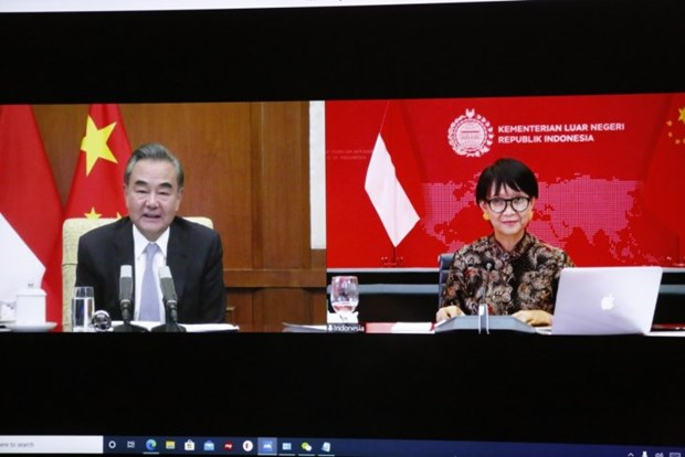 Indonesia urges China to respect UNCLOS hinh anh 1