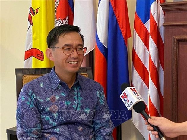 ASEAN should stay cohesive and responsive in new normal period: Officials hinh anh 1