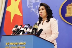 Hoang Sa, Truong Sa - inseparable parts of Vietnam: Foreign Ministry spokesperson