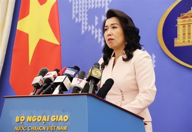 Hoang Sa, Truong Sa - inseparable parts of Vietnam: Foreign Ministry spokesperson hinh anh 1