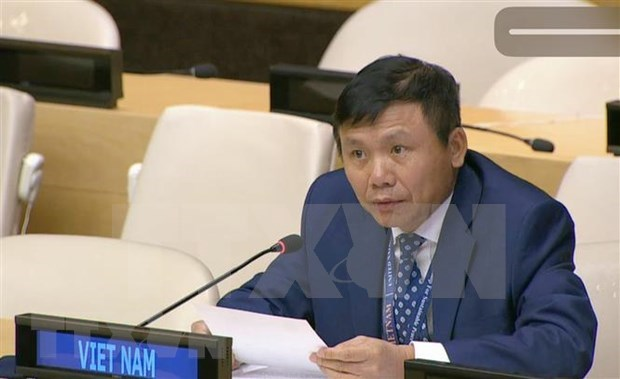 Vietnam chairs dialogue between ASEAN, President-elect of UN General Assembly hinh anh 1
